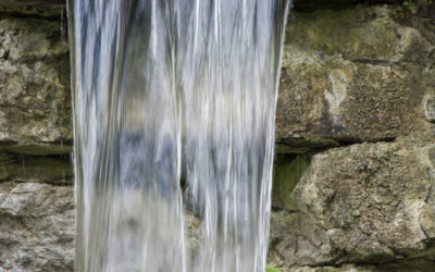 Waterval detail