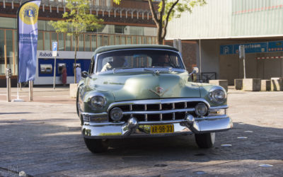 Cadillac Convertible Coupe Automaat Bj 1952