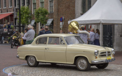 Borgward Coupe H 1500 Isabella (1961)