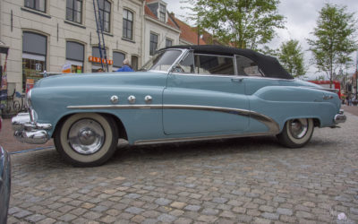 Buick Cabriolet Super 8 Convertible (1952)