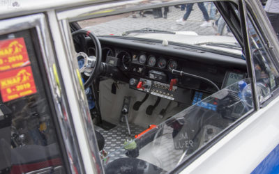 Ford Cortina GT (1966)