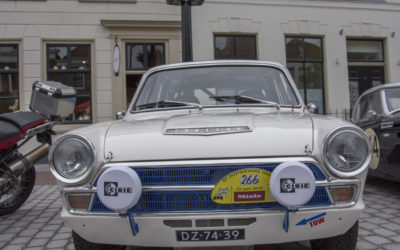 Ford Cortina GT (1966) Front