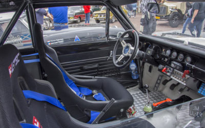 Ford Cortina GT (1966) interieur