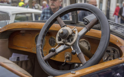 Rolls Royce 3 Doors Tourer (1928) dashboard