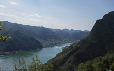 View from monte Censo